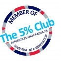 Shepley Engineers Ltd commits to the next generation by joining The 5% Club